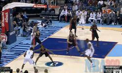 山猫vs猛龙 12年11月22日 NBA常规赛 视频集锦