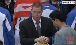 上海vs新疆 14年1月1日 CBA常规赛第20轮 全场录像回放
