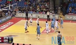 青岛vs北京 14年1月3日 CBA常规赛第20轮 全场录像回放