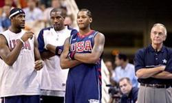 2004年雅典奥运会男篮半决赛 美国vs阿根廷 全场录像回放