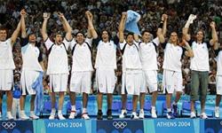 2004年雅典奥运会 男篮决赛 阿根廷vs意大利 高清视频全场录像回放