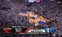 小牛vs热火 2006年NBA总决赛第一场 全场视频录像回放