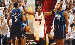 小牛vs热火 2006年NBA总决赛第二场 全场高清视频录像