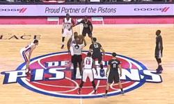 活塞vs勇士 2016年1月17日NBA常规赛 全场录像回放
