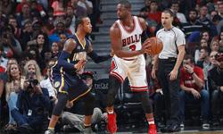 公牛vs步行者 2016年10月30日NBA常规赛 全场录像回放