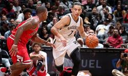 篮网vs公牛 2016年11月1日NBA常规赛 全场录像回放