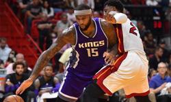 热火vs国王 2016年11月02日NBA常规赛 全场录像回放