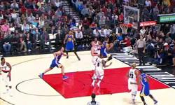 开拓者vs勇士 2016年11月2日NBA常规赛 全场录像回放