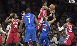 魔术vs76人 2016年11月2日NBA常规赛 视频集锦