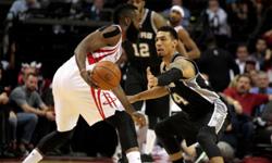 火箭vs马刺 2016年11月13日NBA常规赛 全场录像回放