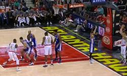 老鹰vs76人 2016年11月13日NBA常规赛 全场录像回放