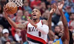开拓者vs掘金 2016年11月14日NBA常规赛 全场录像回放