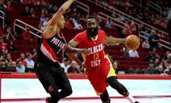 火箭vs开拓者 2016年11月18日NBA常规赛 全场录像回放