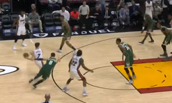 热火vs雄鹿 2016年11月18日NBA常规赛 全场录像回放