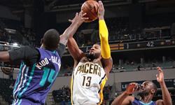 黄蜂vs步行者 2016年12月13日NBA常规赛 全场录像回放