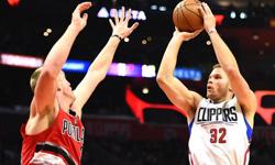 快船vs开拓者 2016年12月13日NBA常规赛 全场录像回放