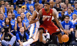 热火vs雷霆 2012年NBA总决赛 第一场视频录像回放
