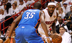 雷霆VS热火 2012年NBA总决赛 第三场视频录像回放