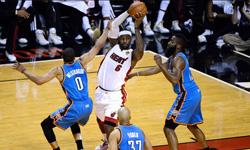 热火VS雷霆 2012年NBA总决赛 第四场视频录像回放